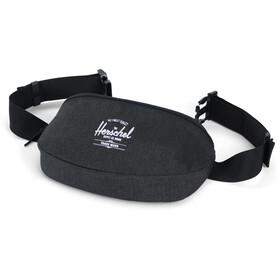 Herschel Sixteen Hip Pack black crosshatch